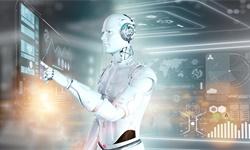 2021年中国人工智能企业市场现状及竞争格局分析 大数据和云计算为主要核心技术