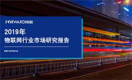 2019年物联网行业市场研究报告
