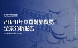 2020年中国对外贸易全景分析报告