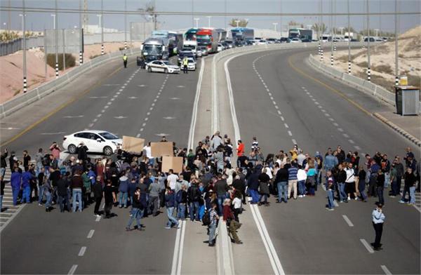 以色列全国罢工