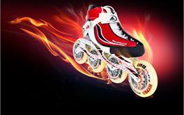 2017年十款150-300元最具购买价值的单排轮滑鞋