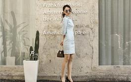 2017年十大100-200元最值得购买的日常短款旗袍排名