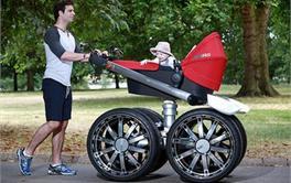 2017年十款200-400元最具购买价值的婴儿推车