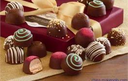 2017年十大进口巧克力品牌畅销排行榜