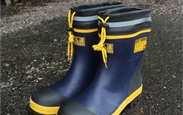 2017年十款50元内防滑防水的雨鞋男排行