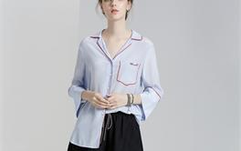 2017年十款200-500元复古慵懒的睡衣风衬衫排行榜