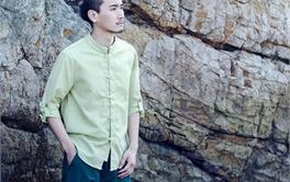 2017年十款70元内柔软舒适的中国风男衬衫排行