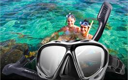 2017年十款100-200元好用舒适的潜水面镜推荐