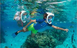 2017年八款200-500元好用舒适的潜水面镜推荐