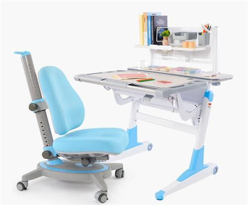 童画林 儿童书桌学习桌可升降小学生写字桌