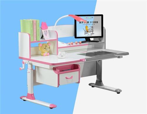 护童 儿童学习可升降儿童学习桌椅套装