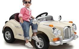 2017年十款300-700元最值得购买的儿童电动汽车排行