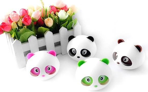 布迪熊猫车载香水