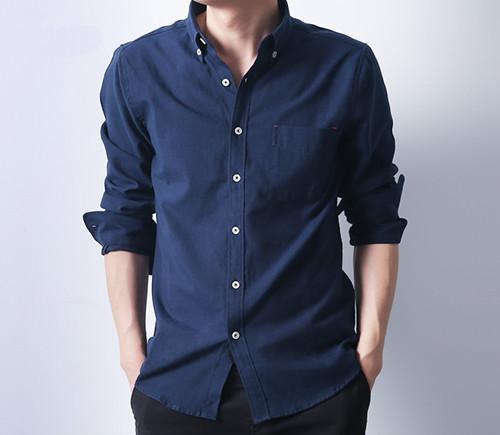BLACK MONDAY BM0701休闲长袖衬衫