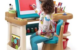 2017年十款益智好玩的多功能儿童游戏桌