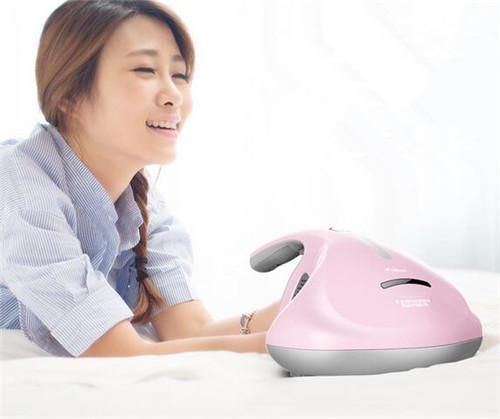 德尔玛 除螨仪除螨吸尘器杀菌机