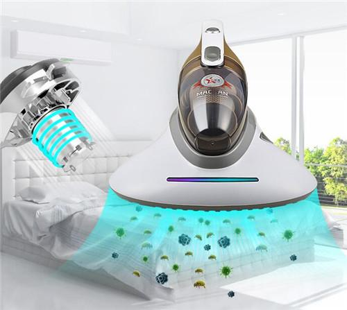 宝家丽 床宝家用床上除螨仪床铺吸尘器