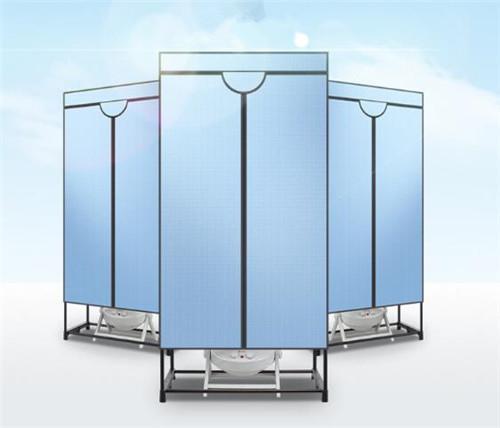 Gree/格力 烘衣机烘干机家用双层衣柜