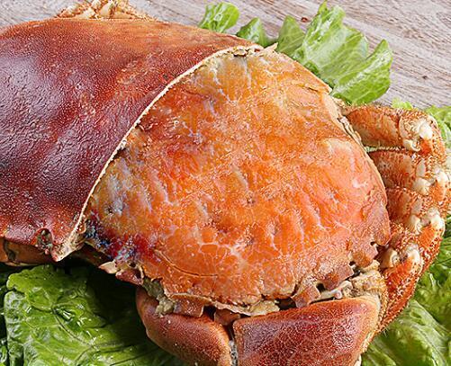 鲜到家 面包蟹600-800g(一只)