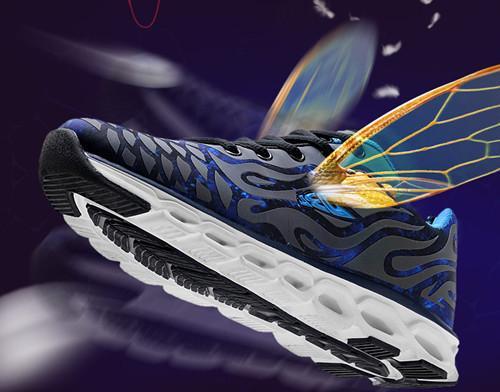 金贝勒 JBL018-1跑步鞋