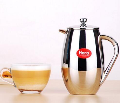 HERO 不锈钢咖啡壶