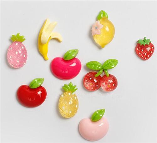 hi-light 可爱水果树脂冰箱贴强力磁贴