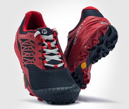 Merrell/迈乐 J72539男越野跑鞋