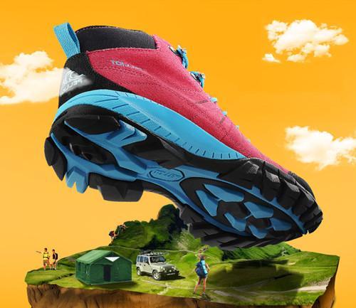PELLIOT X54NPX14登山鞋