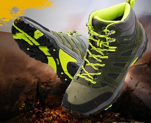 PELLIOT X53NPX18登山鞋