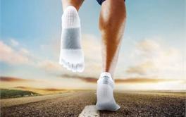 2017年九款透气舒适的跑步五指袜排行