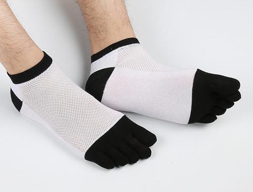派拉威 T29跑步五指袜