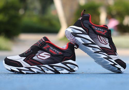Skechers/斯凯奇 95955L/BKRD跑鞋