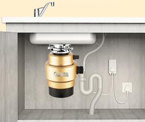 MR.CHU/厨先生 厨房食物垃圾处理器QDT5