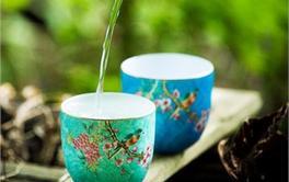 2017年400-1000元精致珐琅彩茶杯