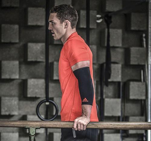 Adidas/阿迪达斯 ADSU-12333RD护肘