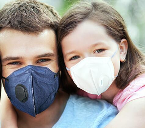 EPC 儿童防雾霾口罩