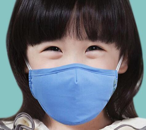 绿盾 儿童防雾霾棉布口罩