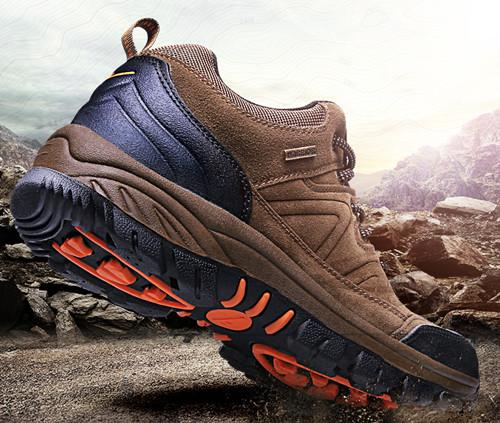Warrior/回力 WDS系列男徒步鞋