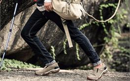 2017年九款200-400元透气舒适的男轻型徒步鞋排行
