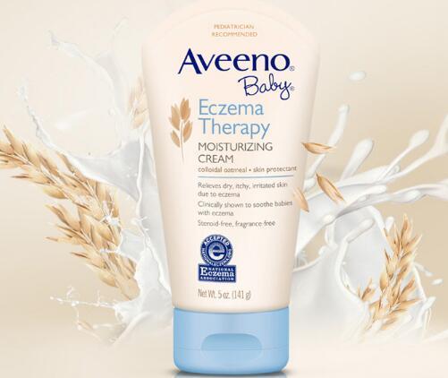 Aveeno/艾维诺 婴儿燕麦多效修护滋润霜141g