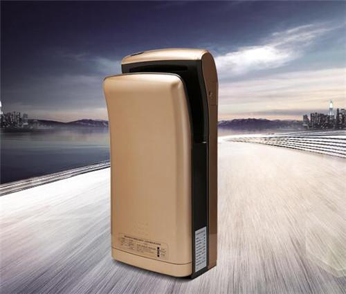 英特汉莎 全自动感应酒店高速双面喷气式干手机