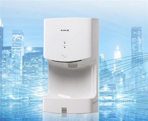 AIKE/艾克 高速干手机冷热烘手器全自动感应干手器