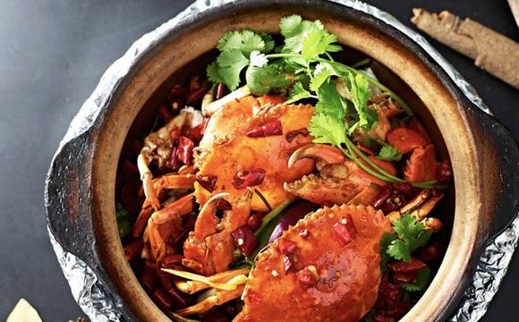 强记海鲜菜馆