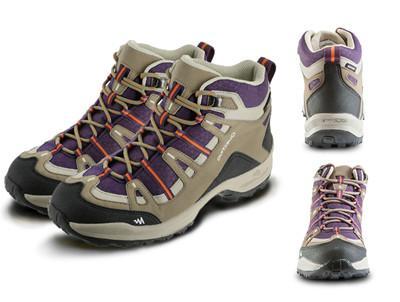 Decathlon/迪卡侬 女徒步鞋