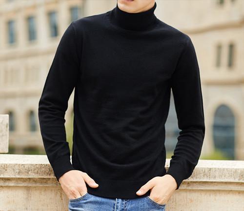 Anticulon/安帝古伦 ANT1508高领毛衣