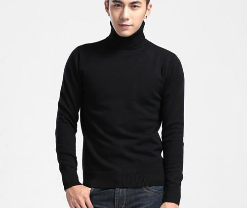 hamanaka H-ny0001高领毛衣