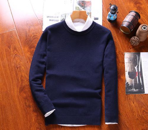 轩男 XN17C801C羊毛衫