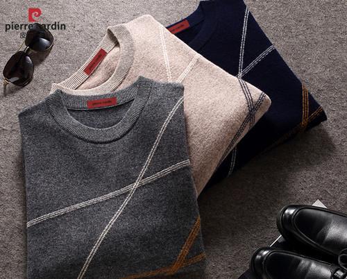 皮尔卡丹 YT-66805羊毛衫