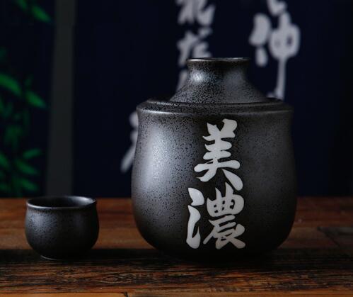 Mino Yaki/美浓烧 日式暖酒器