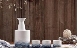 2017最有清新韵味的日式烫酒壶排行榜